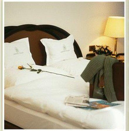 Aartselaar, België: Superior Single Room