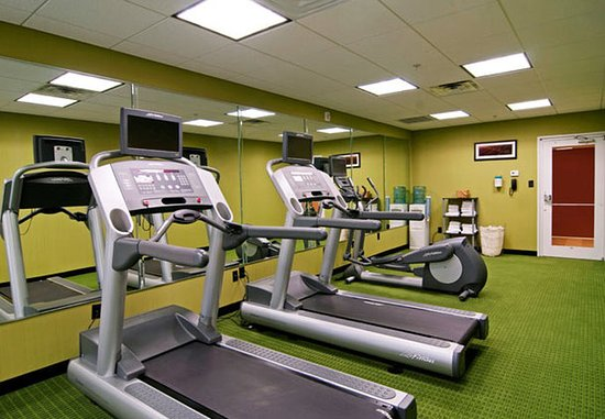 Channelview, Teksas: Fitness Center