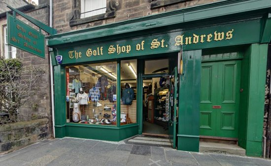 ‪The Golf Shop of St Andrews‬