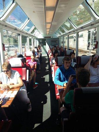 Glacier Express 사진