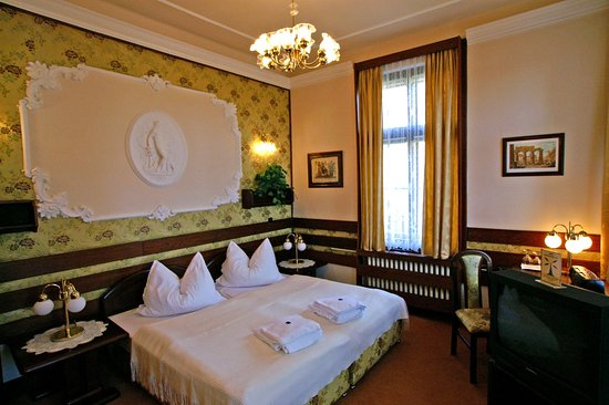 Parkhotel Brno: Standard Class Double Room