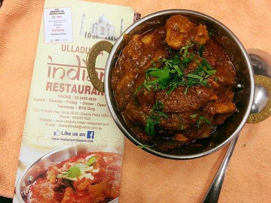 Chicken tikka masala  101% Gluten free    sugar free  Top Indian food in Ulladulla