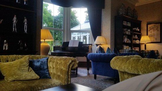 Grantown-on-Spey, UK: Sitting Room in Hotel