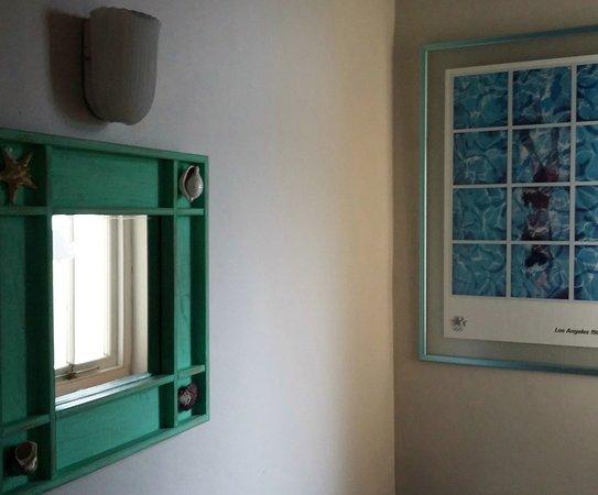 Betty's Bay, Güney Afrika: Guest toilet