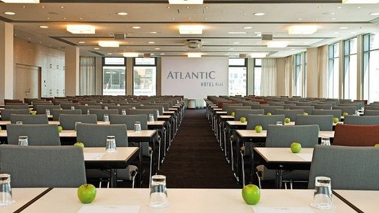 Atlantic Hotel: Conference room