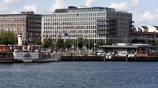 Frontview ATLANTIC Hotel Kiel