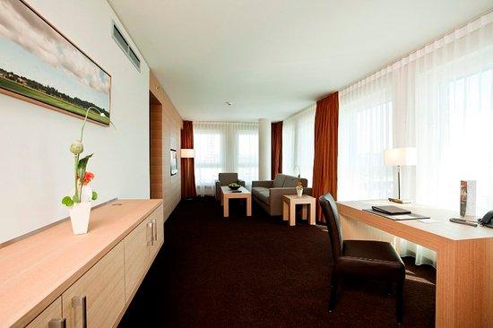 Atlantic Hotel: Suite