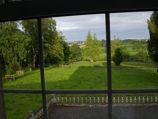 Armagh, UK: View from room