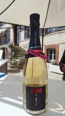 champagne waris hubert