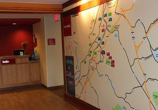 Moosic, Πενσυλβάνια: TowneMap