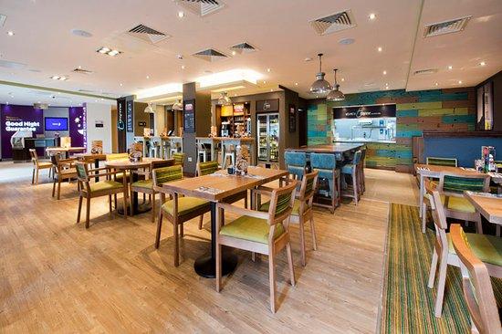 Premier Inn Honiton Restaurant