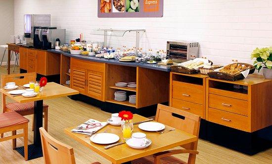 Tres Cantos, Spanien: Breakfast Area