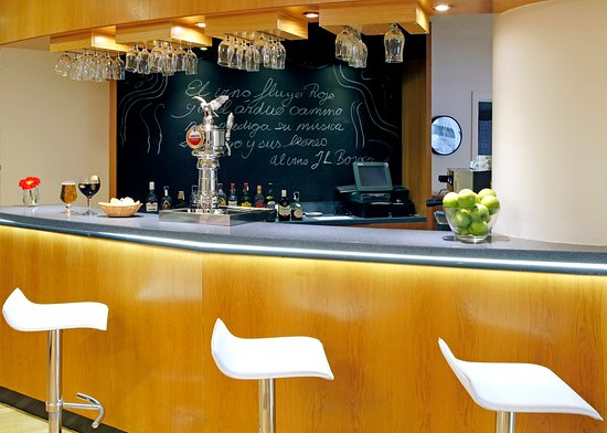 Tres Cantos, Spanien: Bar and Lounge