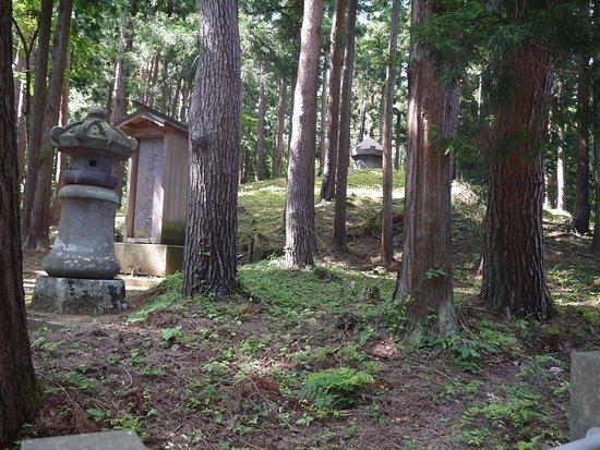 Inawashiro-machi, Japan: 奥の墓所