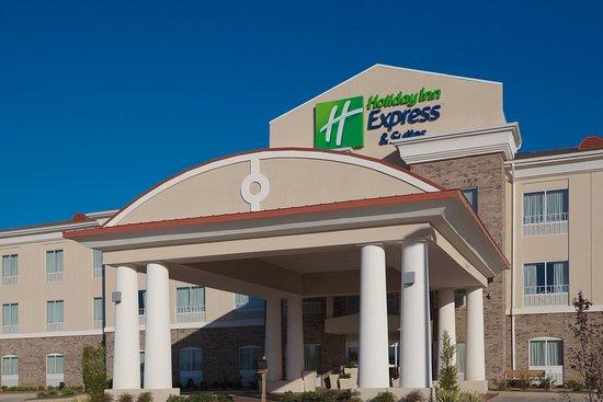 Winona, Mississippi: Hotel Exterior