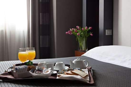 Hotel Metropolis - Chateaux & Hotels Collection : Dbl Sgl use room
