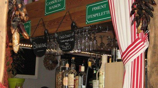 Fougeres, Fransa: altro particolare del ristorante