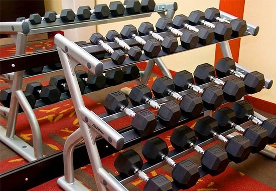 Owensboro, KY: Fitness Center Free Weights