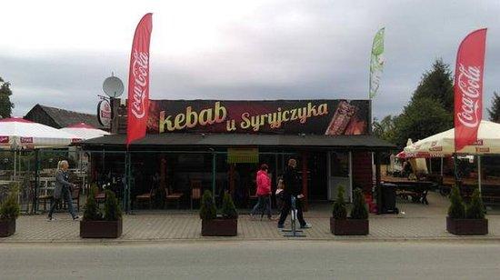 Kebab U Syryjczyka Okuninka Recenzje Restauracji