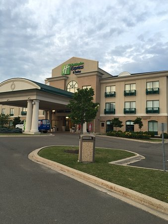 Dieppe, Canada: Holiday Inn Express.