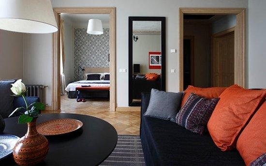 Neiburgs Hotel: Senior Suite (44 m2 – 48 m2)