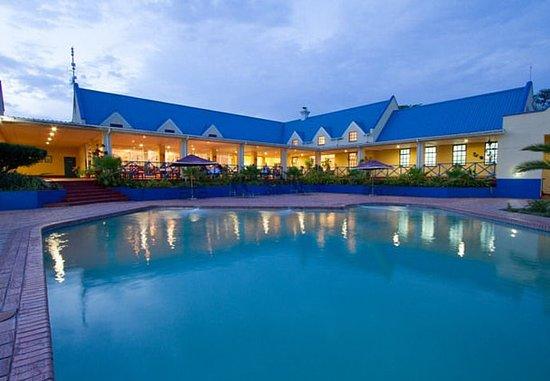 Chingola, Zâmbia: Outdoor Pool