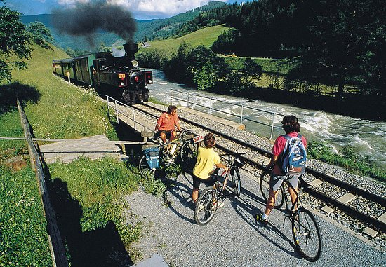 Murau, Østerrike: Exterior