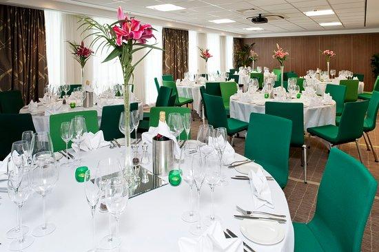 Holiday Inn Bristol City Centre: Banquet Room