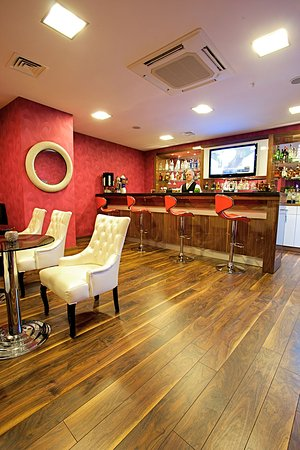 Hotel Istanbul Trend : Bar/Lounge
