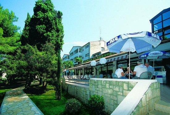 Hostin Hotel: garden