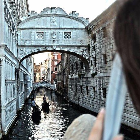 Provincia de Venecia, Italia: Ponte dei Sospiti