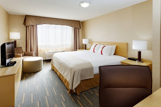 Lethbridge, Canadá: Deluxe King Room