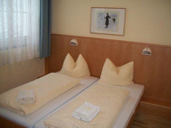 Semmering, Austria: comfort double room
