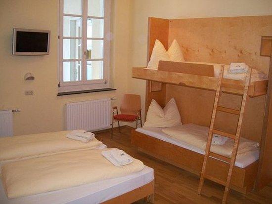 Semmering, Austria: four-bed room comfort