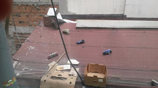 Old City Viva Hotel: вид на соседние крыши