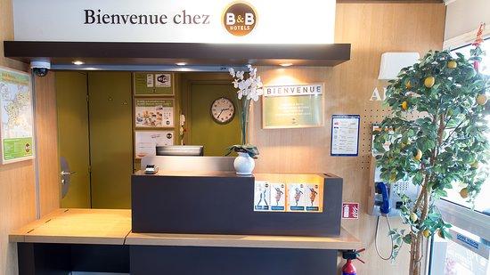 Joue Les Tours, Frankreich: B&B Hôtel Tours Sud
