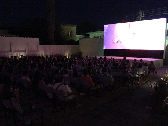 Filiatra, Hellas: Cinelux Open Air Cinema