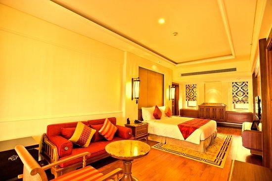 Jinghong, China: Guest Room