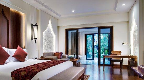 Jinghong, Kina: InterContinental Deluxe Room