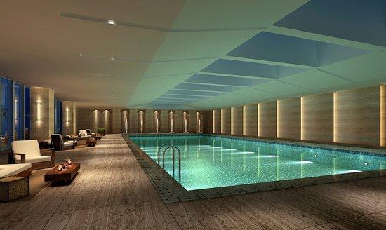Nantong, China: Swimming Pool