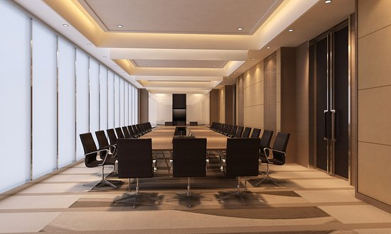 Nantong, China: Meeting Room