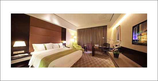 Nantong, Cina: Deluxe King Room