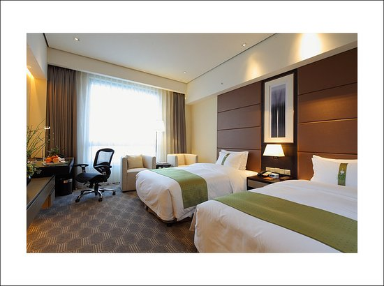 Nantong, China: Superior Twin Room