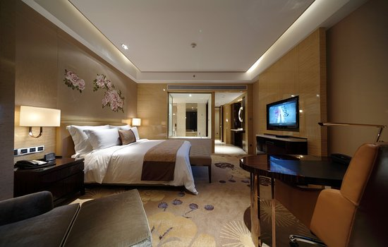 Shijiazhuang, China: King Deluxe Room