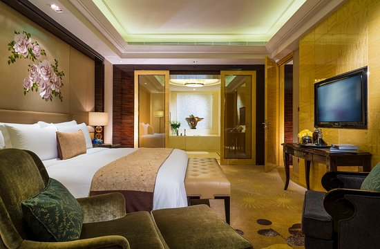 Shijiazhuang, China: King Club Deluxe Room