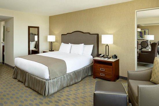 Culver City, Kalifornien: Presidential Suite Bedroom 2