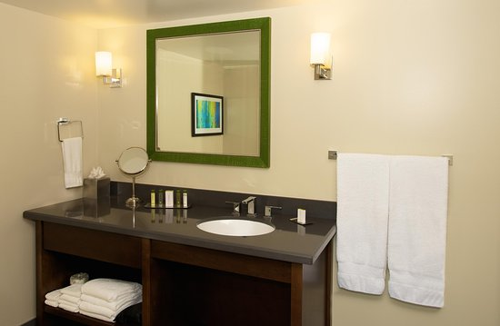 Culver City, Californien: Guest Room Bathroom