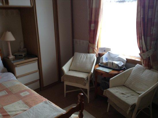 The Sheiling Bed & Breakfast: Bedroom