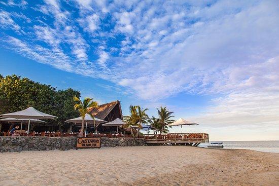 Castaway Island (Qalito), Fiyi: Watersedge Restaurant
