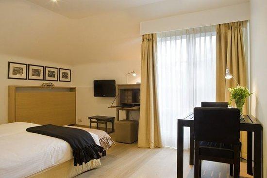 Sint-Martens-Latem, Belgia: Deluxe Room
